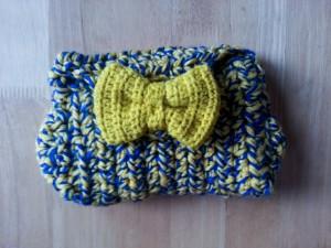 Pochette au crochet pour mon GPS - handbag in crochet for my GPS (1)