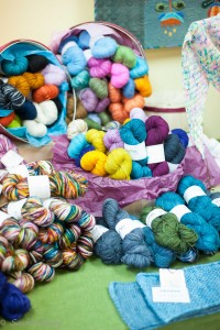 Rose CityYarn Crawl - Wool N Ware - yarn