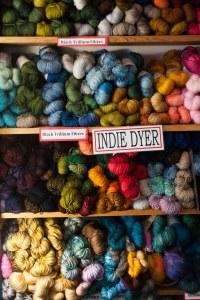 Rose city Yarn Crawl - Northwest wools-2