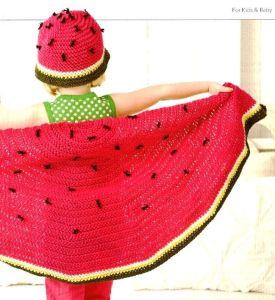 couverture pastèque