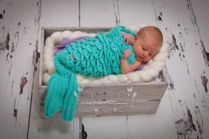 mermaid crochet