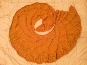 Begonia Swirl - tricot chale-7