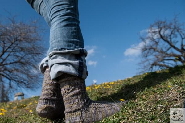 Spider socks - small-11
