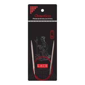 Металеві кругові спиці ChiaoGoo Red Lace 80 см