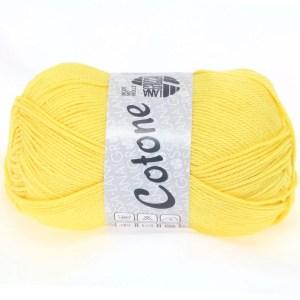 Lana Grossa Cotone 16 жовтий