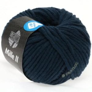 Lana Grossa Mille II 23 синій