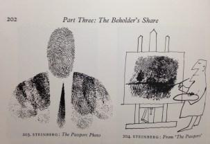 Steinberg 'The Passport' (Gombrich, 2002, p.202)