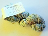 Speckled yarn!