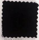Pendleton melton wool in black.