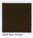 Pendleton Eco-Wise Wool in Rain Forest, which is a very dark brown/green color.