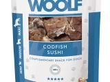 Snack Woolf Sushi Bacalao