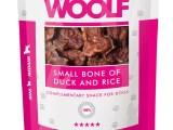 Snack Woolf Huesos de Pato y Arroz