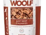 Snack Woolf Dados de Ternera