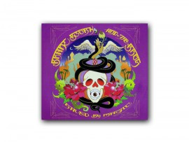 "Brant Bjork & The Bros CD ""Saved By Magic"""