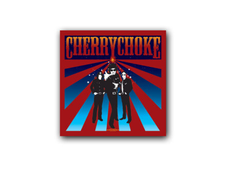 "Cherry Choke CD ""Self Titled"""