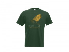 "Desertfest T-Shirt ""2013 green"" Man"