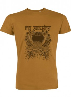 "My Sleeping Karma T-Shirt ""Mushroom brown"" Man"