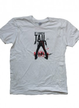 "Queens Of The Stone Age T-Shirt ""If I Had A Tail"" Man"