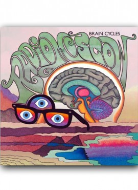 "Radio Moscow Vinyl ""Brain Cycles"""