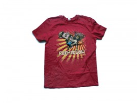 "Keep It Low Festival Shirt ""Red"" Man"