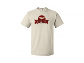 "Desertfest 2015 T-Shirt ""Moth – natural"" Man"