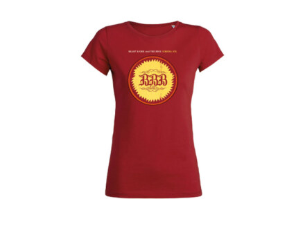 "Brant Bjork T-Shirt ""Somera Sol Red"" Girl"