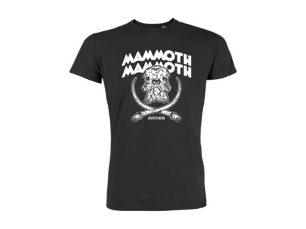"Mammoth Mammoth T-Shirt ""Crossbones"" Man"