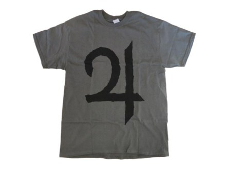 "Planet of Zeus T-Shirt ""Grey"" Man"
