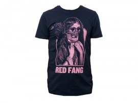 "RED FANG T-Shirt ""Crow Lady Black"" Man"