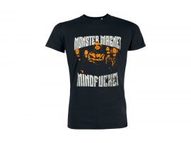 "MONSTER MAGNET T-Shirt ""Bandpic"" Man"