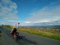 cycling again