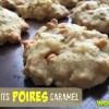 Biscuits aux poires et caramel wooloo