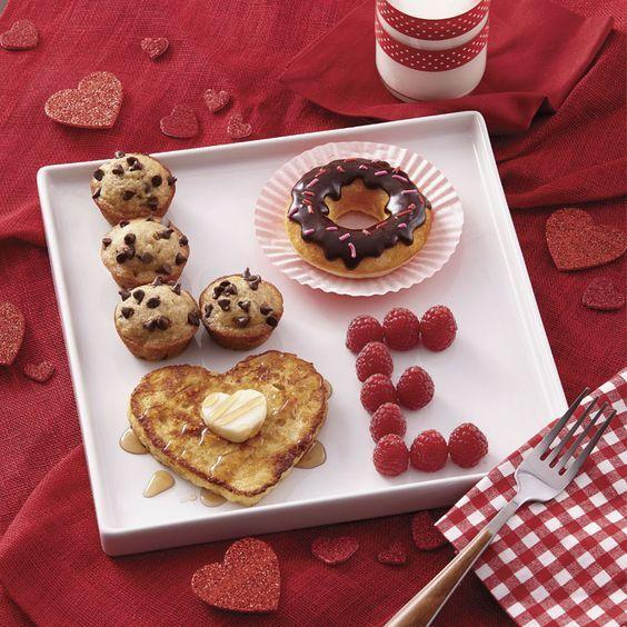 idées pour le brunch de la St-Valentin Wooloo