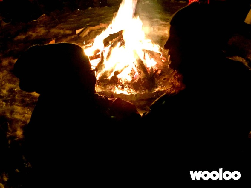 Sortir aux flambeaux en famille wooloo