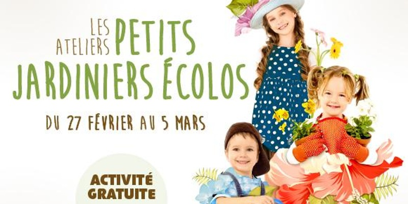 Petits Jardiniers écolos WOOLOO