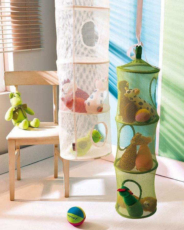 idées de rangement pour les jouets