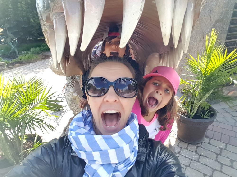 Notre escapade au Dinozoo