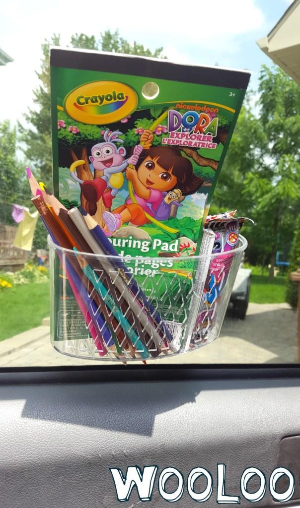 astuces pour occuper les enfants en voiture wooloo