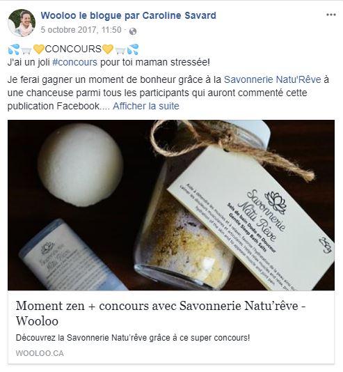 savonnerie Natur'rêve / wooloo