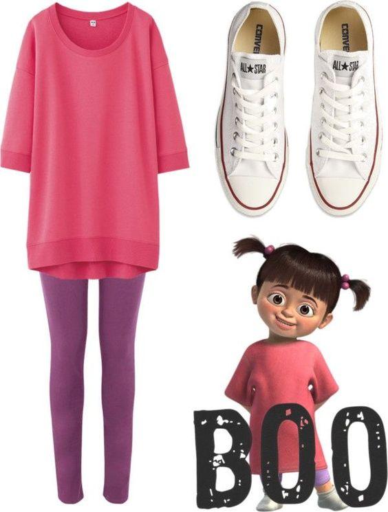 costumes dernière minute / wooloo