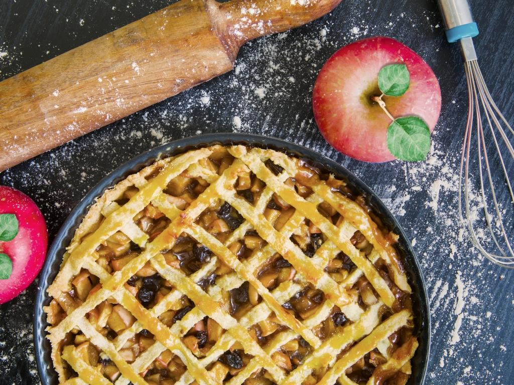 Garniture à tarte aux pommes pour congélateur