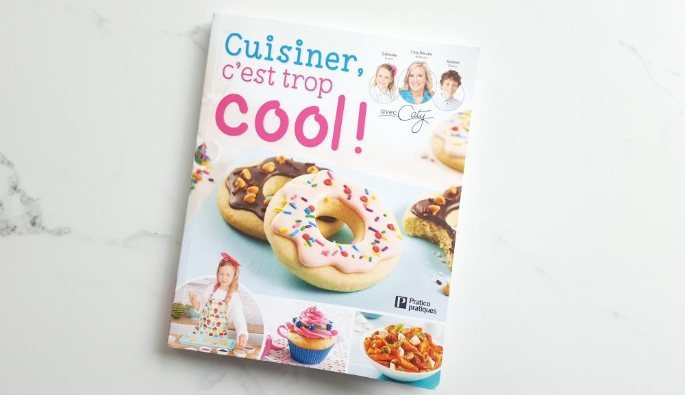 CONCOURS «livre de recette Cuisiner c'est trop cool / wooloo!»