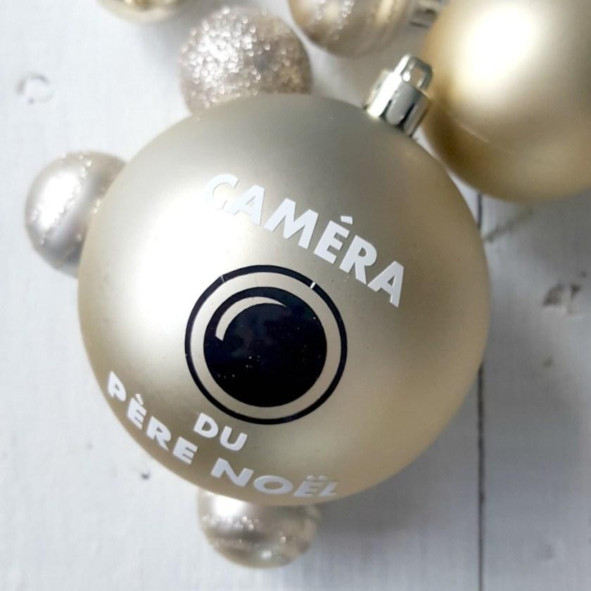 Caméra de surveillance du Père Noël / wooloo