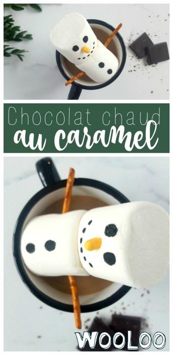 chocolat chaud au caramel / wooloo