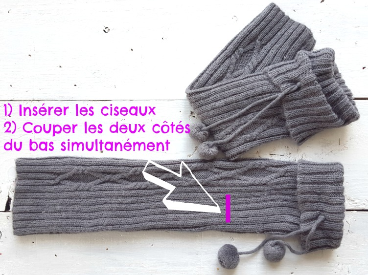Chandail DIY pour chat ou chien / wooloo