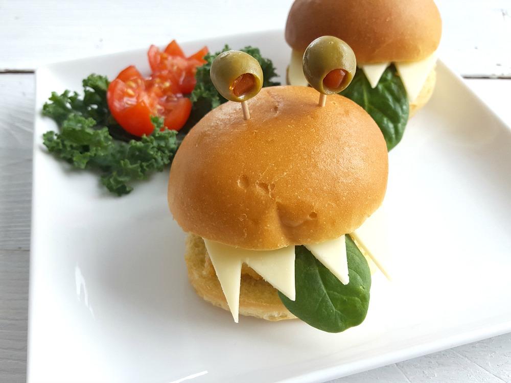 Mini Monstre burger