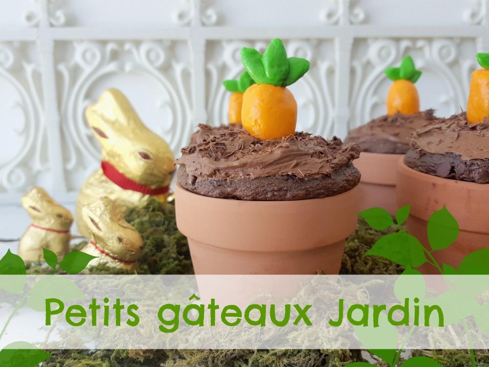 Faire ses petits gâteaux Jardin