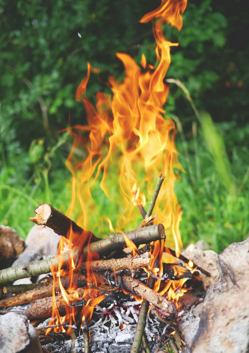 articles essentiels pour le camp de vacances wooloo