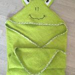 serviette poncho wooloo