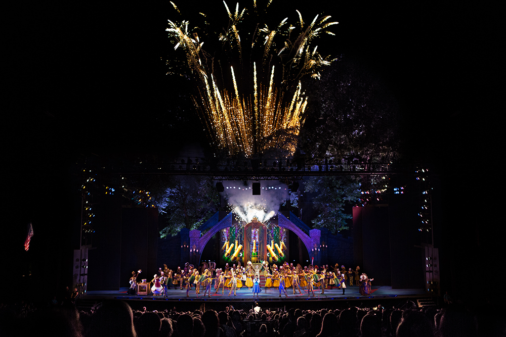 Beauty and the Beast - The Muny